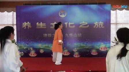 2018健身气功大讲堂(太极养生杖第二篇)_标清