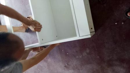 安装视频160餐边柜1