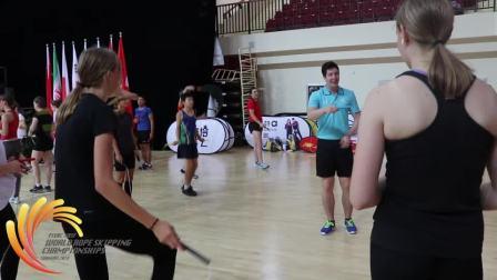 2018世界跳绳锦标赛-国际交流训练营-经验交流