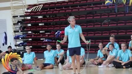 2018年世界跳绳锦标赛-国际交流训练营-动作展示