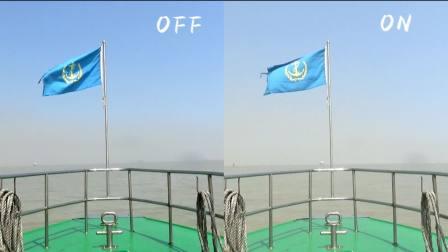 矶怃科技上海海事局陀螺减摇装置试航减摇效果达到95%以上