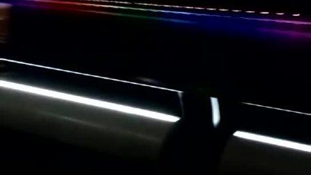 中国广东-汕尾夜景:星河湾,彩虹桥,观景桥 - 微信视频