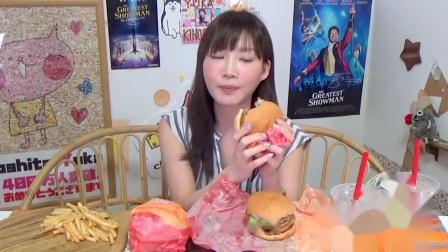 大胃王木下佑香: 品尝乐天利多款肉之日活动限定美食