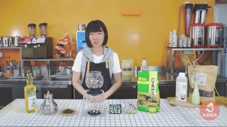 网红饮品教程:台湾网红店歇脚亭,鲜柠莫吉多和爆爆水果茶的做法了解一下?