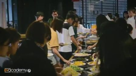 宿务名校EV :Dinner Buffet at EV Academy