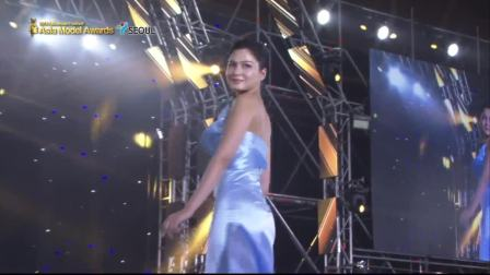 2018 Asia model awards 上荣获 Model Star Award - 2
