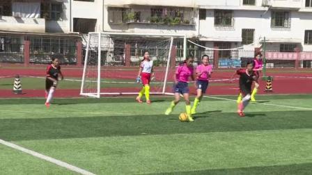 龙岩市中小学和中职学生足球联赛在长汀开赛