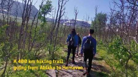 瑞典夏日之旅1——Abisko阿比斯库