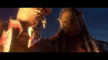 魔兽世界动画短片:《老兵》中文配音