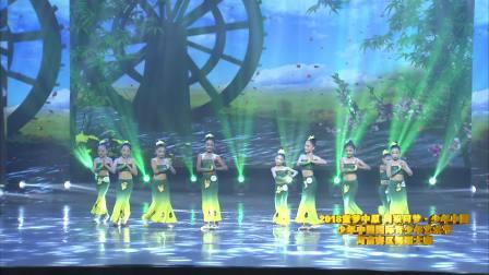 童梦中原少年中国舞蹈大赛《云南印象》