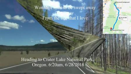 Oregon and Crater Lake National Park - June 27-29