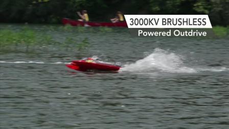 Pro Boat® Valvryn 25-inch Self-Righting F1 Tunnel RTR