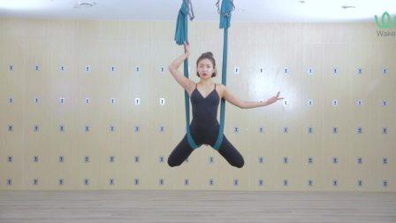 空中瑜伽教学视频