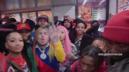 TEKASHI 6IX9INE《Billy》(Official Music Video 嘻哈音乐视频 官方MV)