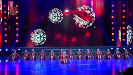 《中国梦娃》叶之舞参加北京舞蹈学院全国少儿舞蹈展演