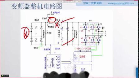 变频器维修视频教程·变频器报欠电压是什么地方出了问题?