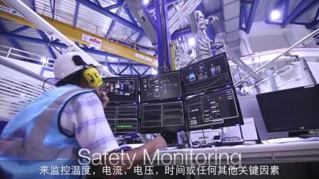 8位微控器工业安全和监控演示