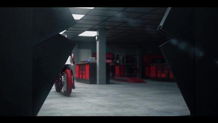 Bimota EB1 Concept - CGI animation