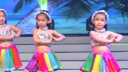 石家庄金月亮舞蹈学校   舞蹈:waka  waka  金月亮教育
