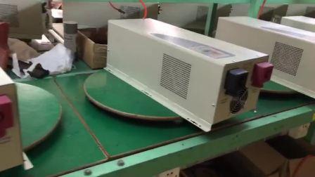 广州逆变器厂家工频纯正波逆变器生产车间
