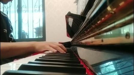 進擊的巨人第三季 主題曲red swan鋼琴版本