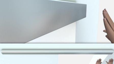 海福乐安装视频 Slido Classic 40-P_120-P