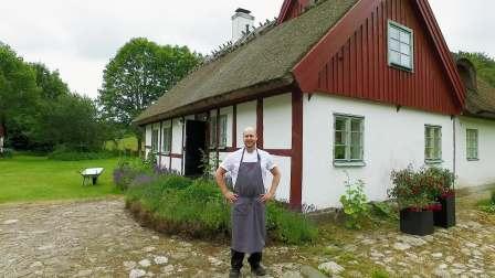 瑞典夏日之旅3——厄斯特兰