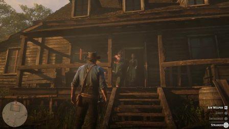 PS4《荒野大镖客:救赎2》实机游戏演示