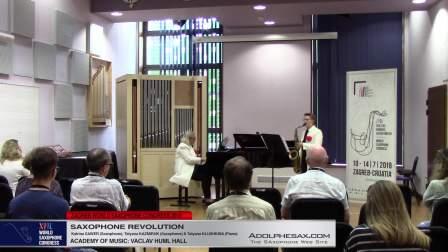 Suite Hellenique by Pedro Iturralde - Saxophone Revolution