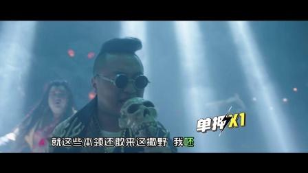 陈浩民、孙八一、张艺骞 - 降龙战诀 - 《济公之神龙再现》电影宣传曲