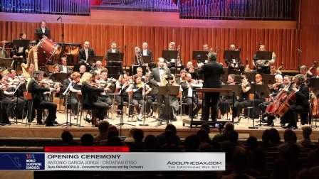 Concerto by Boris Papandopulo -  Antonio Garcia Jorge
