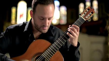 Ian Krouse_ Variations on a Moldavian Hora (Tariq Harb, guitar)