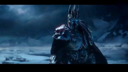 魔兽世界:巫妖王之怒 - 暴雪CG(英文原声)