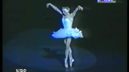 搞笑版天鹅之死 Vladimir Malakhov 2000年