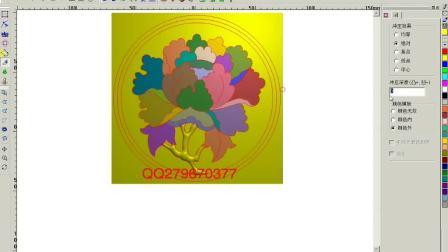 北京精雕教程 电脑雕花浮雕制图设计教程视频