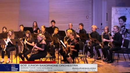 Come out to play-ay by Gordan Tudor -  SOS Junior Orchestra