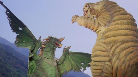 【CPP&十字先锋字幕组】【ウルトラマンパワード】【03.飞向怪兽魔境!】
