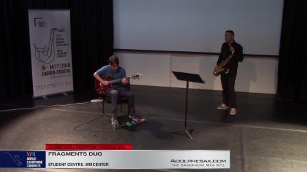 Hall Tone Blues by Rich Patittuci -  Fragments DUO