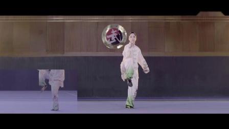 太极(八法五步) 国家体育总局武术运动管理中心官方推广教学视频-_超清