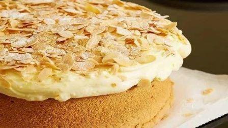 {烘焙教程}八寸蛋糕做法 电饭煲蒸蛋糕 电饭煲蛋糕做法