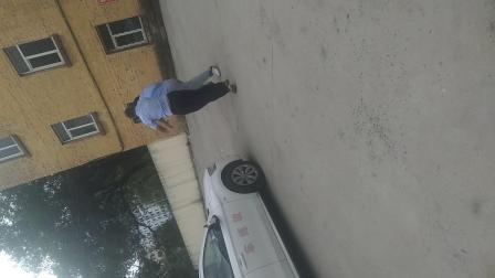 哈尔滨市平房区哈飞驾驶员培训学校科目二教练 - 付宇打架视频