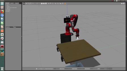 Sawyer SDK现在集成了广受欢迎的Gazebo模拟器