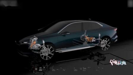 塔塔汽车最新概念电动车,车身高度较低,内饰简介