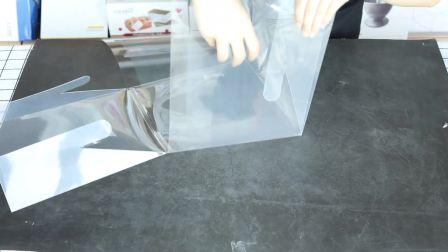 8寸加高全透明蛋糕盒