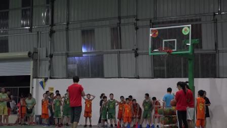 2018康乐篮球十周年录像完整版