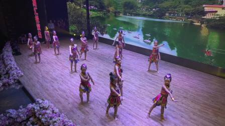 006-三家店大班《走在山水间》金芭蕾艺术培训中心2018年舞蹈专场暑期汇演