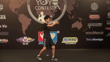 2018World SemiFinal 4A 18 Terrance Wang
