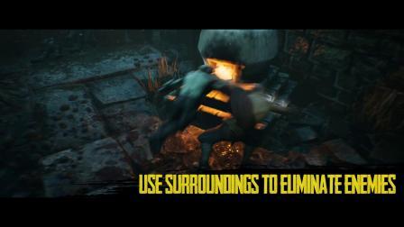 【TGBUS】《救赎者:加强版》科隆展宣传片 延期至2018年秋季