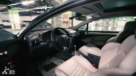 标致407,来自法国的优雅设计,重新诠释什么是Coupe