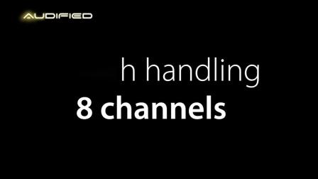 Audified SceneFlow Pro 专业的播放器音频软件,高级MIDI和网络控制,同时回放四台独立音频播放器,每台可处理最多八条音频通道。